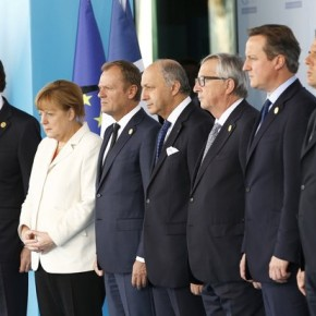 The end of Schengen and the Euro dream? Europe's crisis of consensus