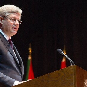 Elections in Canada: Harper's last bow?